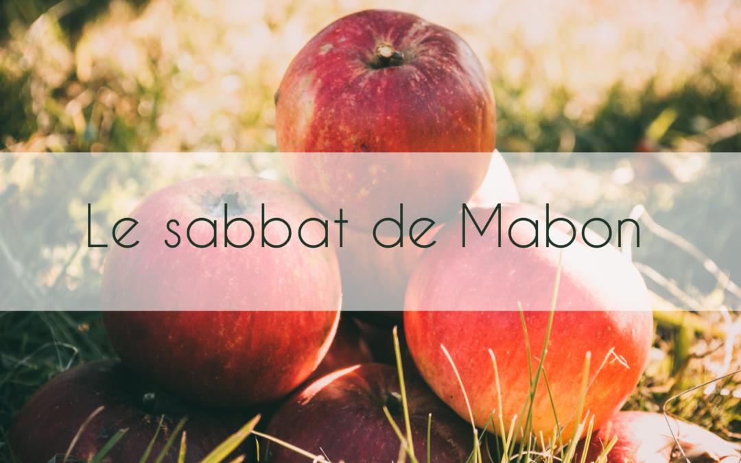 Le sabbat de Mabon