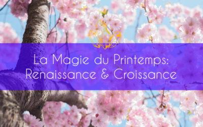 La Magie du Printemps: Renaissance & Croissance