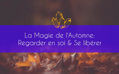 La Magie de l'Automne: Regarder en soi & Se libérer